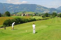 Der Klingerlhof | Golf in Saalfelden am Golfclub Urslautal